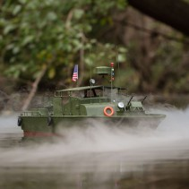 Pro Boat Alpha Patrol Boat 21in B-PRB08027