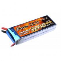 GENS ace 2200mAh 7.4V 25C 2S1P LiPo Battery B25C22002S1P