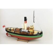 Billing Boats St Canute Tug Boat Kit 1/50 B700