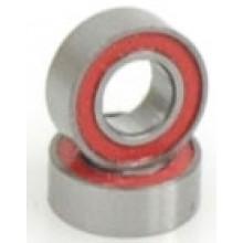 Schumacher U3075 Ball Bearing 4x8x3mm Red Seal (pr)