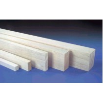 Balsa Block 50x100x915mm (1)