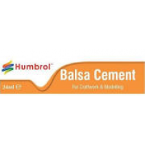 Humbrol Balsa Cement 24ml