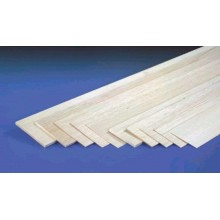 Balsa Sheet (1) 1.5x100x1220mm