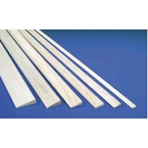 5x19x915mm (1) Balsa Trailing Edge