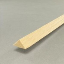 19x915mm Balsa Triangle Right Angle (1)