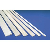 Balsa Trailing Edge 5x12.5x915mm (1)