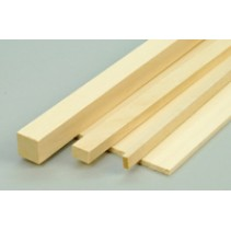 3x5x915mm Basswood Lime Strip (1)