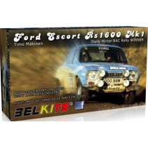 Belkits Ford Escort MkI Rally 1973 1/24 Bel006
