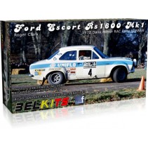 Belkits Ford Escort RS1600 MkI 1972 Roger Clark 1/24 BEL007