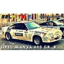 Belkits Opel Manta 400 GR.B Jimmy McRae BEL009