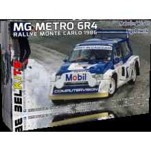 BELKITS METRO 6R4 RALLY MONTE CARLO 1986 BEL015