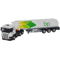 BP Tanker Scania Scale Diecast1:76