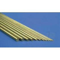 K&S Round Brass Rod 2mm 3953 1m (3)
