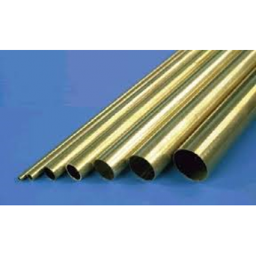 K&S Round Brass Tube 3mmx1m 3921 (1)