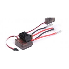 BSD Brushed Speed Controller (Water Resistant) LiPo or Ni-MH