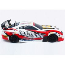 BSD Racing Prime Street Assault 4WD 1/10 On Road 7.2 Ni-Mh Battery 1-BS203T