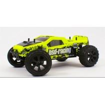 BSD Racing BS220R Flux Onslaught V2 Truck 4WD 1/10 7.4V Li-Po
