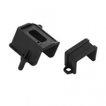 BSD Racing Battery Base and Cover Rear