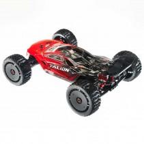 ARRMA TALION V3 6S BLX 4WD 1/8 RACE TRUGGY RTR RED/BLACK AR106030