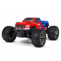 Arrma Granite 4x4 3S BLX Monster RED/BLUE ARA102720T2