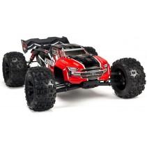 Arrma Kraton 6S 4WD BLX 1/8 RTR Red ARA106040T1