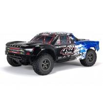 Arrma Senton 4X4 3S BLX Firma SLT3 Short Course Truck RTR Blue/Bla C-ARA4303V3T1