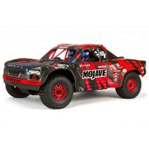 Arrma Mojave 6S BLX 1/7 Desert Truck Blk/Red ARA7604V2T2