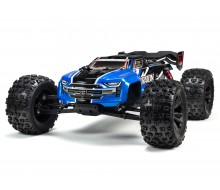 Arrma Kraton 6S 4WD BLX  Speed Monster Truck 1/8 RTR Blue ARA8608V5T2