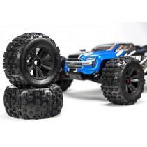 Arrma Kraton 6S 4WD BLX  Speed Monster Truck 1/8 RTR Blue ARA8608V5T2