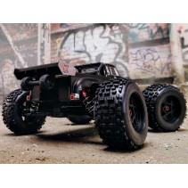 Arrma Notorious 6S 4WD BLX 1/8 RTR Black C-ARA8611V5T1