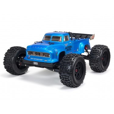 Arrma 1/8 NOTORIOUS 6S V5 4WD BLX Stunt Truck RTR Blue C-ARA8611V5T2