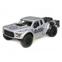 Losi Ford Raptor Black Rhino White 1/10 4WD RTR LOS03020T2
