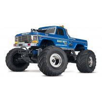 BigFoot No.1 Original Monster Truck XL-5 1/10 (TQ/8.4V/DC Chg) C-TRX36034-1