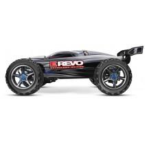 Traxxas E-Revo Brushless MXL-6S TSM (Silver) C-TRX56086-4S