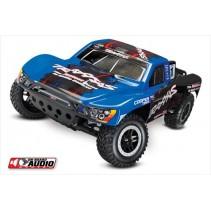 Slash 1/10 2WD ON BOARD AUDIO w/XL-5 TQ2.4GHz w/Charger