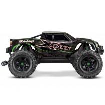 Traxxas X-Maxx 1/7 4WD 8S GREEN  C-TRX77086-4-GRN