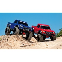 TRX-4 Sport: 4WD Electric Truck (TQ/No Batt or Chg) RED C-TRX82024-4