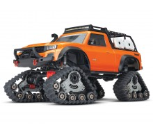 Traxxas TRX-4 Trail Rock Crawler with All-Terrain Traxx - TRX82034-4-ORNG