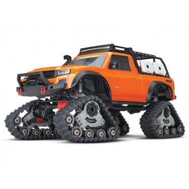 Traxxas TRX4 Trail Rock Crawler with All-Terrain Traxx - TRX82034-4-ORNG