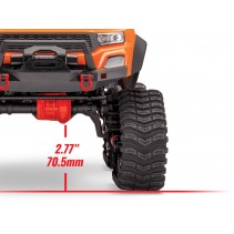 Traxxas TRX4 Trail Rock Crawler with All-Terrain Traxx - TRX82034-4-ORNG
