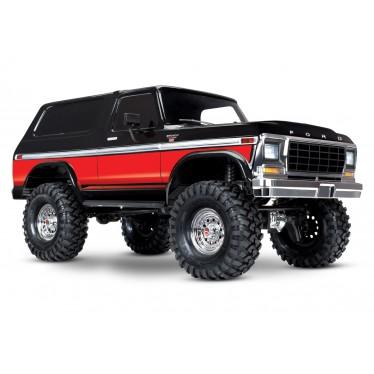 Traxxas Ford Bronco Ranger TRX-4 RED TRX82046-4R