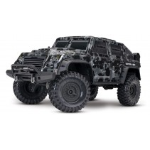 Traxxas TRX-4 Crawler Tactical Unit C-TRX82066-4