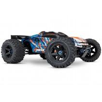 Traxxas E-Revo II VXL 4WD TSM (TQi/No Batt or Chg) C-TRX86086-4 ORANGE