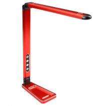 Team Corally Folding Pit Light LED C16310 RED
