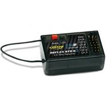 Carson 6-Channel Receiver for Reflex 2 C501537
