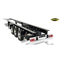 Carson 3 Axle Trailer Chassis Version II C907030