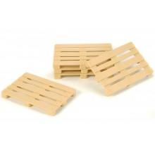 Tamiya Carson C907049 Euro Pallet Set Plastic/Beige