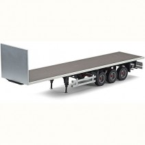 Carson Flatbed Trailer 1:14 C907081