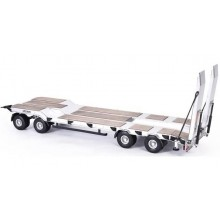 Carson Goldhofer TU4 Flatbed Trailer 1/14 C907400