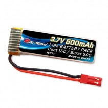 Carisma GT24B LiPo Battery 3.7V 500mAh CA15431